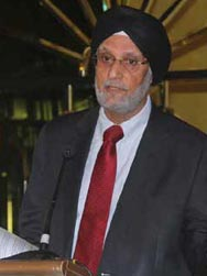 Ajit Singh on Being a Singh-aporean - Ajit Singh